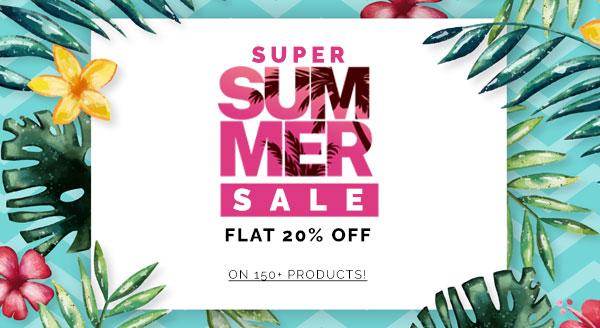 Super Summer Sale!!!