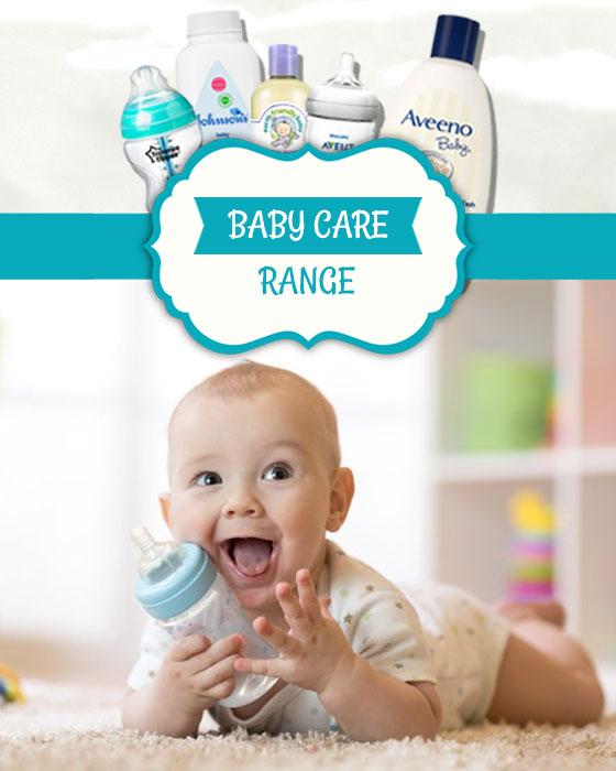 Baby Care Range!