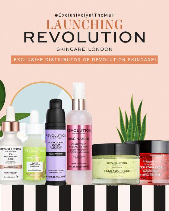 Launching Revolution Skincare!!!