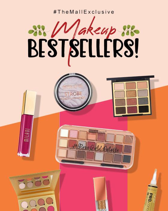 Bestsellers Makeup Range!!!