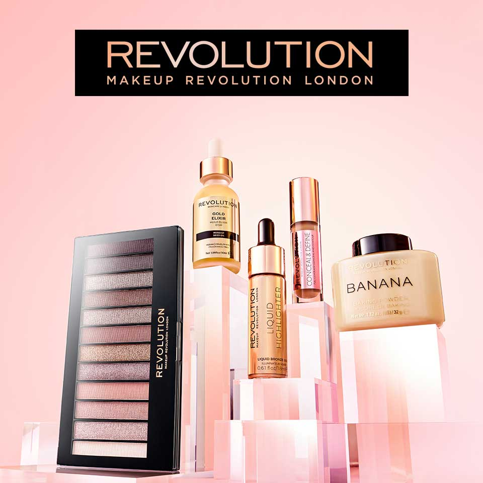 Makeup Revolution!