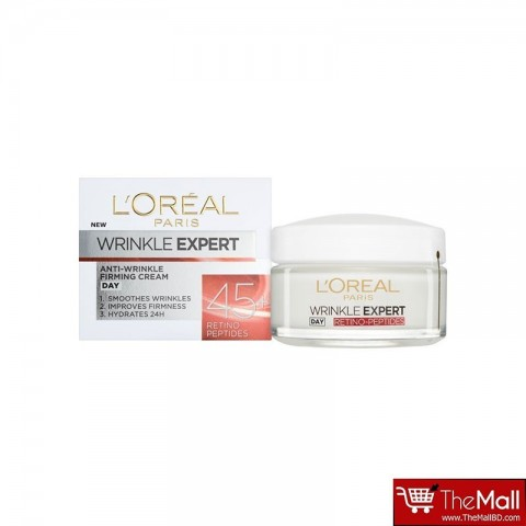 L'Oreal Paris Wrinkle Expert 45+ Firming Day Cream 50ml