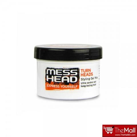 Mess Head Express Yourself Turn Heads Styling Gel Wax 150ml