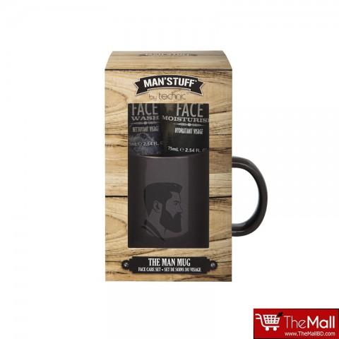 Technic Man'Stuff The Man Mug Face Care Gift Set