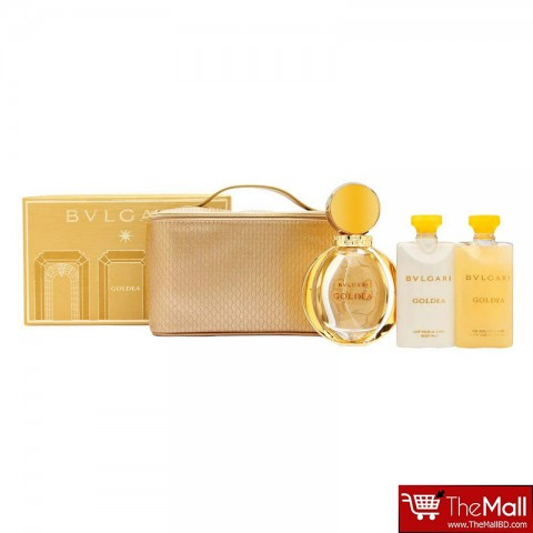 Bvlgari Goldea Gift Set For Women