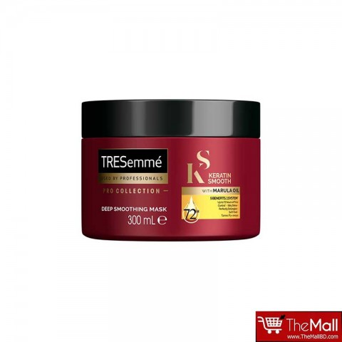 TRESemme Keratin Smooth Deep Smoothing Mask With Marula Oil 300ml