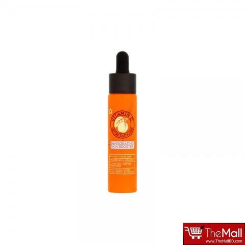 Superdrug Vitamin C Detox Skincare Invigorating Skin Booster 30ml