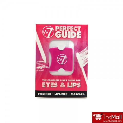 W7 Perfect Guide for Eyes and Lips
