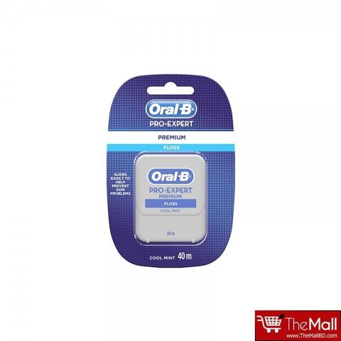Oral B Pro-Expert Premium Floss Cool Mint 40m