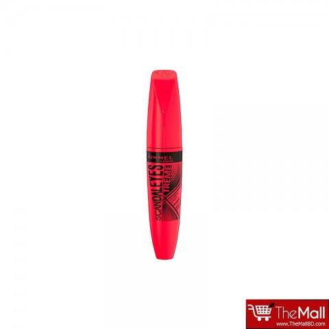 Rimmel Scandaleyes XX-treme Mascara 12ml - 003 Extreme Black