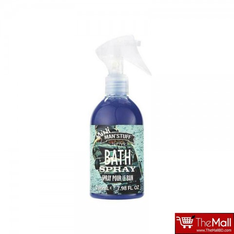 Technic Mini Man'stuff Bath Spray 236ml - Blue