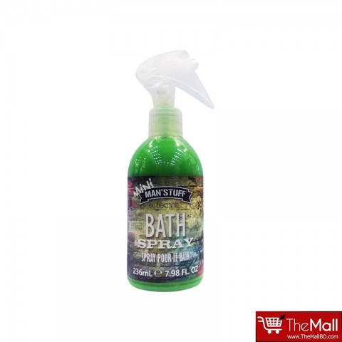 Technic Mini Man'stuff Bath Spray 236ml - Green