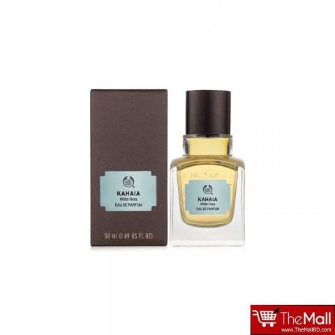 The Body Shop Kahaia White Flora Eau De Parfum 50ml