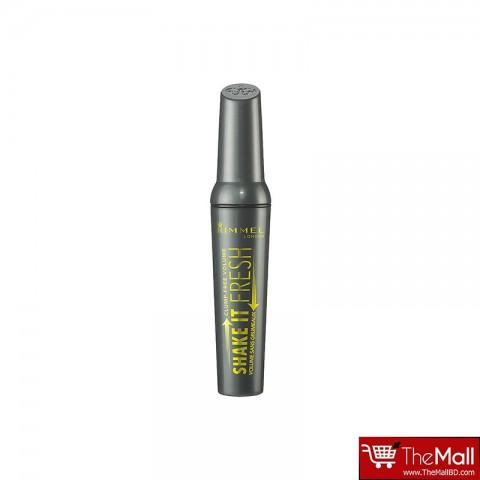 Rimmel Shake It Fresh Volume Mascara 9ml - 004 Very Black