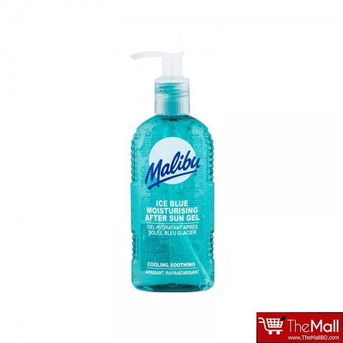 Malibu Ice Blue Moisturizing After Sun Gel 200ml