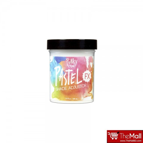 Jerome Russell Punky Color Semi-Permanent Conditioning Hair Color 100ml- Pastel FX Shade Adjustor