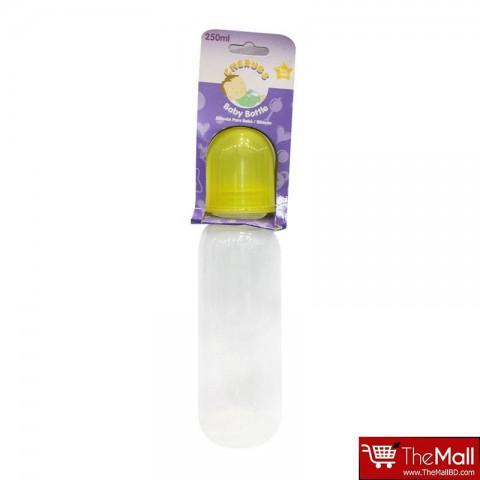 CHERUBS Baby Bottle 250ml - Yellow
