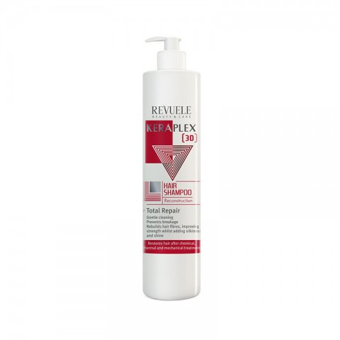 Revuele Beauty & Care Keraplex 3D Hair Shampoo 335ml
