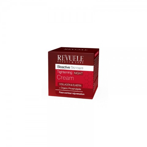 Revuele Beauty & Care Bioactive Skincare Tightening Night Cream 50ml