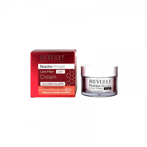 Revuele Beauty & Care Bioactive Skincare Line Filler Day Cream 50ml