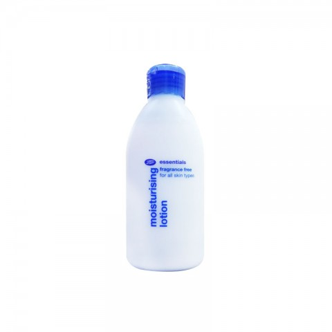 Boots Fragrance Free Moisturising Lotion For All Skin Types 150ml