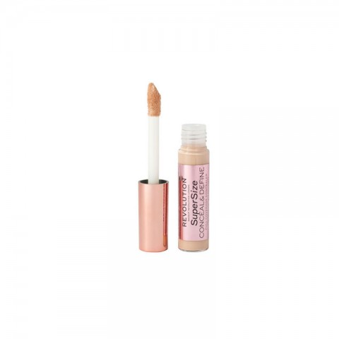 Makeup Revolution Supersize Conceal & Define Full Coverage Concealer 13g - C3
