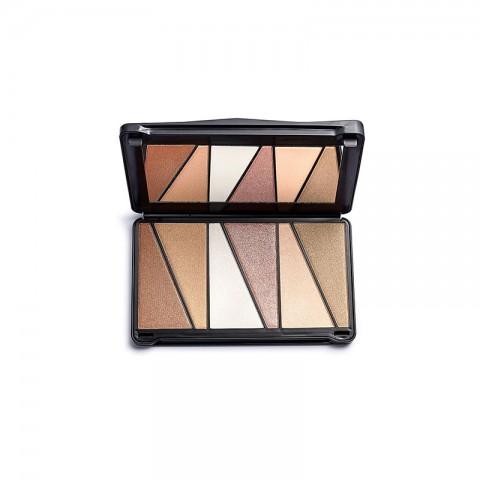 Makeup Revolution Shook Highlighter Palette