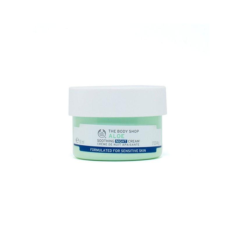 The Body Shop Aloe Soothing Night Cream 50ml