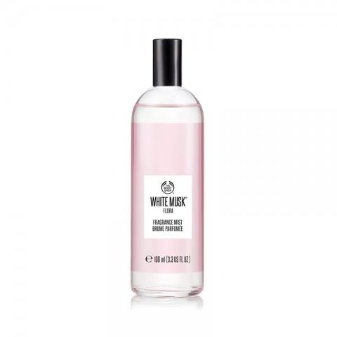 The Body Shop White Musk Flora Fragrance Mist 100ml