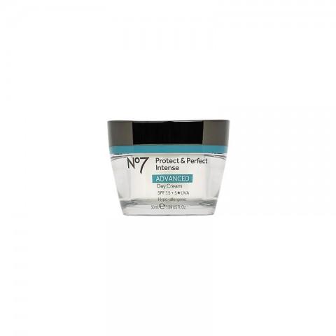 No7 Protect & Perfect Intense Advanced Day Cream Spf 15 - 50ml