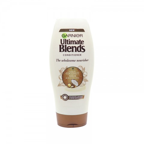 Garnier Ultimate Blends The Wholesome Nourisher Conditioner 360ml