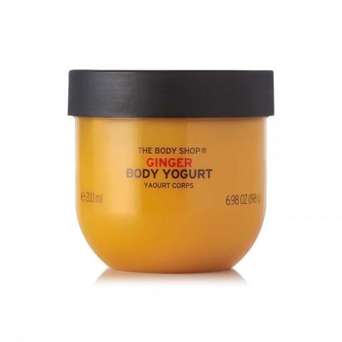 The Body Shop Totally Tangled Ginger Body Yogurt 200ml
