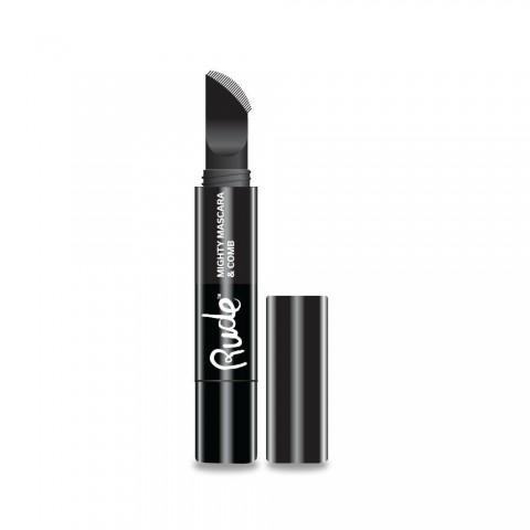 Rude Mighty Mascara & Comb 6.5g - Black
