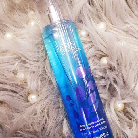 Bath & Body Works Juniper Breeze Fine Fragrance Mist 236ml