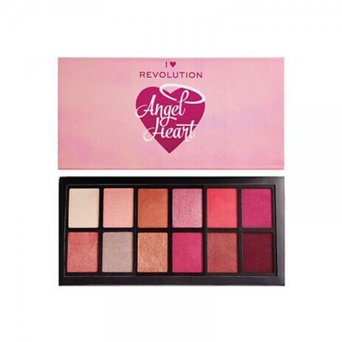 Makeup Revolution I Heart Revolution Angel Heart Eyeshadow Palette