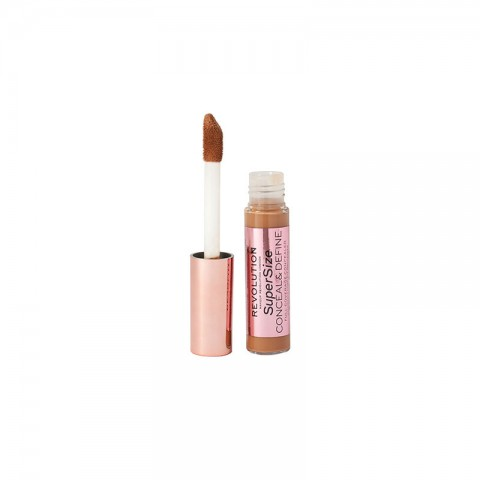 Makeup Revolution Supersize Conceal & Define Full Coverage Concealer 13g - C12