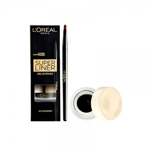 L'oreal 36H Super Liner Waterproof Gel Intenza - 01 Profound Black