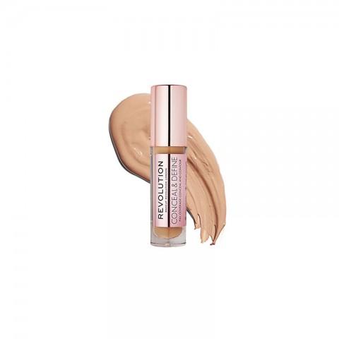 Makeup Revolution Conceal & Define Concealer 4g - C12