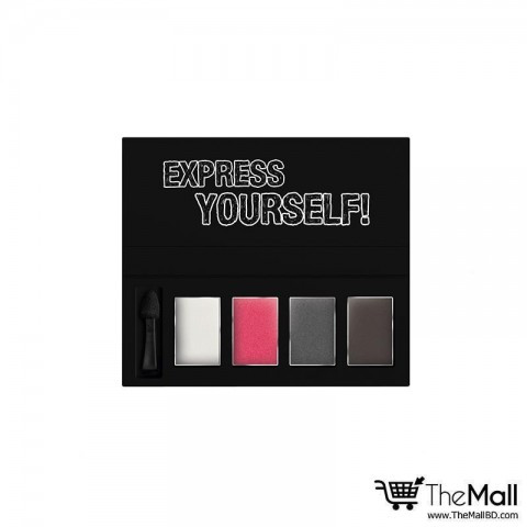 Manhattan M Only Eyeshadow Quad With Applicator- Square Dancer