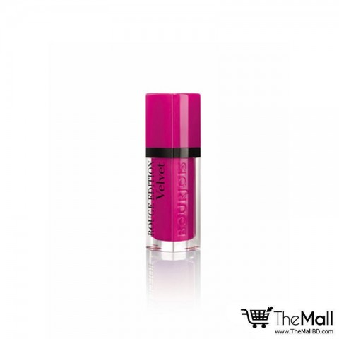 Bourjois Rouge Edition Velvet lipstick 7.7ml - 6 Pink Pong