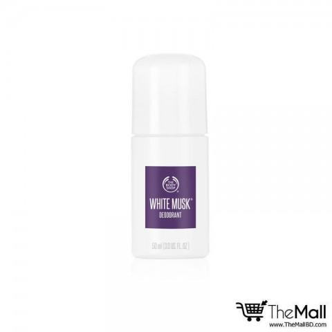 The Body Shop White Musk Anti-Perspirant Deodorant 50ml