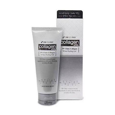 3W Clinic Collagen White Peeling Gel 180ml