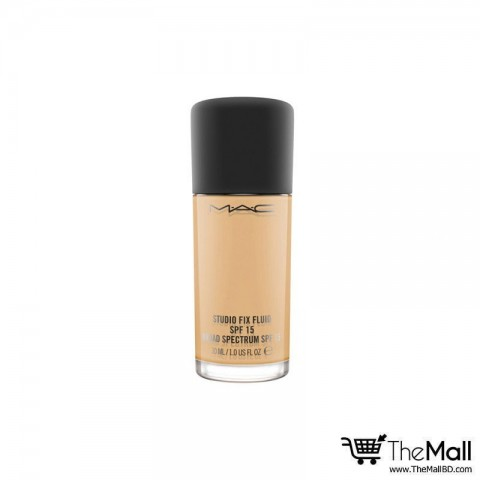 M.A.C Studio Fix Fluid SPF 15 Foundation 30ml - NC30