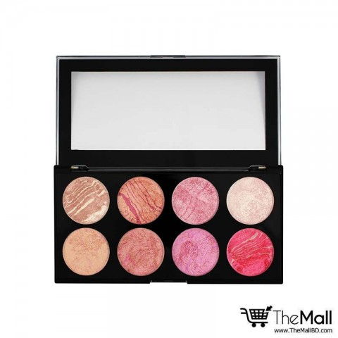 Makeup Revolution Blush Palette - Blush Queen