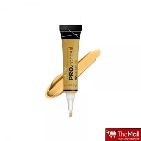 L.A. Girl HD Pro Concealer 8g - GC991 Yellow Corrector