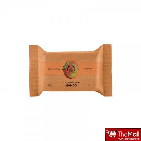 The Body Shop Mango Soap 100g