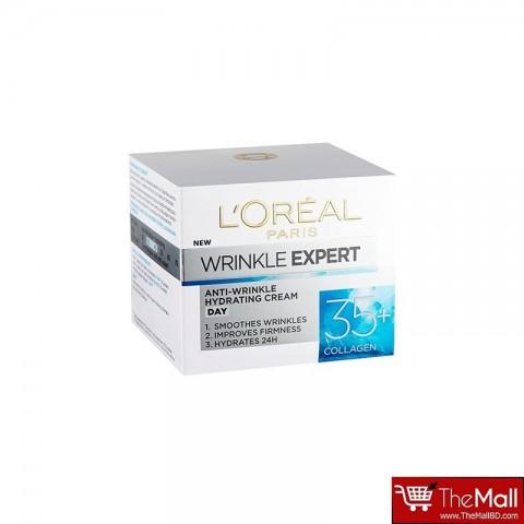 L'Oreal Paris Wrinkle Expert 35+ Collagen Day Cream 50ml