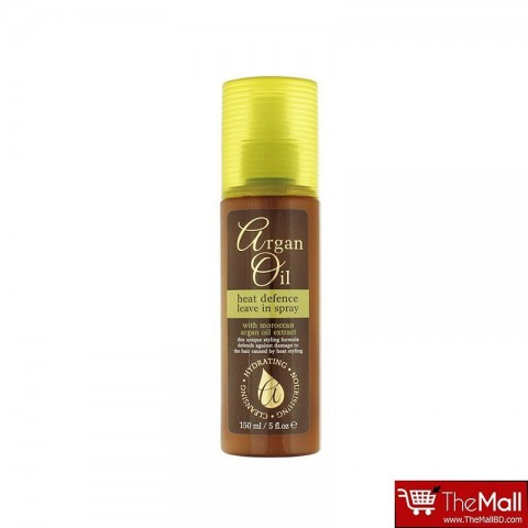 Xpel Argan Oil Heat Defence Leave in Spray 150ml