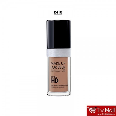 MAKEUP FOREVER Ultra HD Invisible Cover Foundation 30ml R410