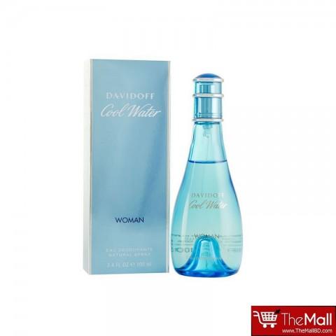 Davidoff Cool Water Woman Deodorant Spray 100ml
